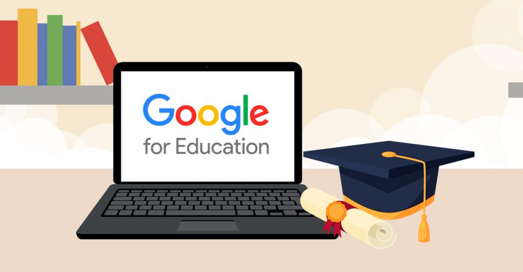 Ventajas de usar Google for Education